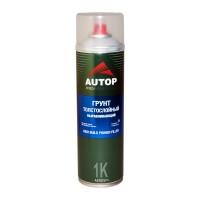 AUTOP High Build Primer Грунт толстослойный выравнивающий №15 (аэрозоль), серый, уп. 650мл